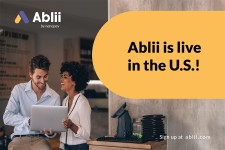 Ablii launches in the U.S.
