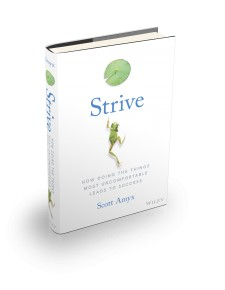 Strive Book Cover