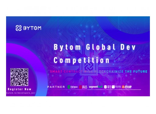Bytom Launches Global Developer Competition With a 2,000,000 BTM Reward