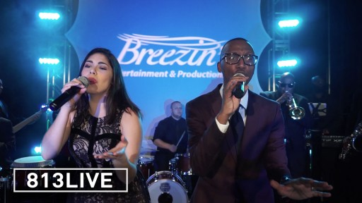 Breezin' Entertainment's In-House Band, 813Live All-Star Band Now Booking Corporate Events