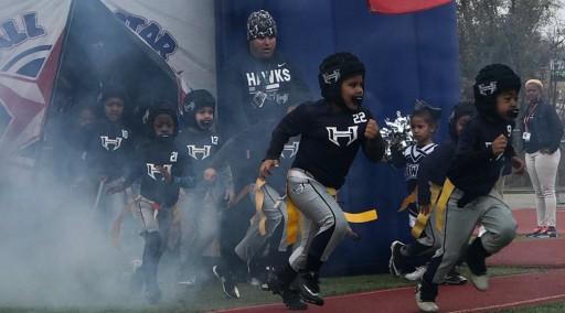 Texas' Largest Youth Football League Will Reduce Padded-Contact Practices to One per Week