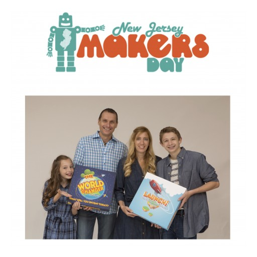 Young Flemington Entrepreneurs Exhibit at NJ Makers Day, Saturday 3/25