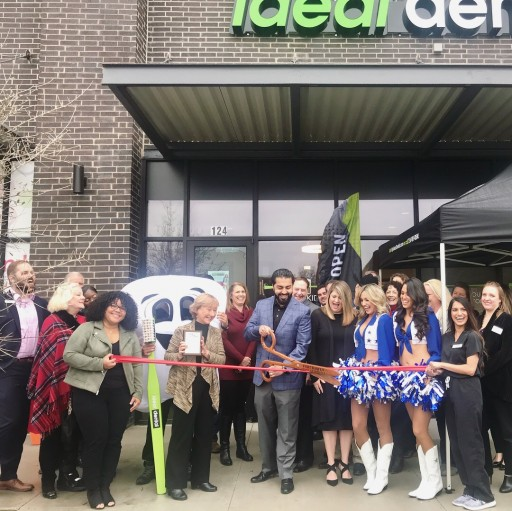 Ideal Dental Hosts Grand Opening of New Office Location in Fort Worth, Texas