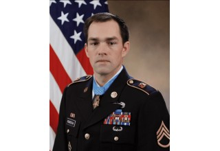 Clint Romesha, Medal of Honor Recipient