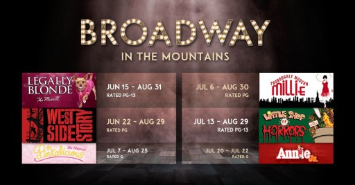 Playbill Summer 2018: Broadway Shows Take  Center Stage in Pagosa Springs