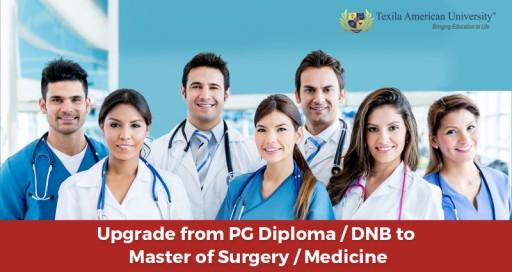 Texila American University in Academic Partnership With UCN Offers Upgradation Program for Doctors With PG Diploma to Masters
