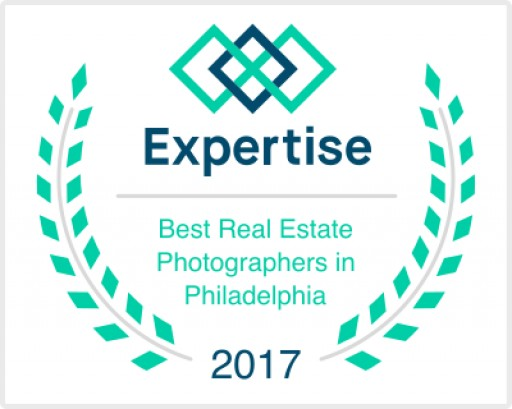 Alcove Media Co. is Ranked in the Top Twelve, of 338 Companies, in the Philadelphia Area for Real Estate Photography