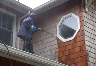 Long Island home power washing and exterior services   Long Island Homeowner Services, LLC.