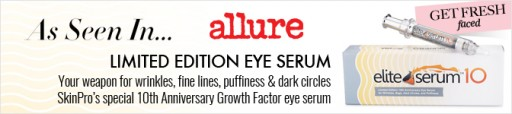 Elite Serum 10 by SkinPro Featured in Allure Magazine