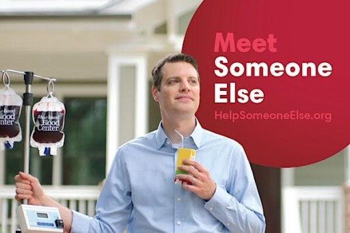 "Rhode Island Blood Center Heads Into Most Difficult Time of Year With New Public Service Campaign to Help ""Someone Else"""