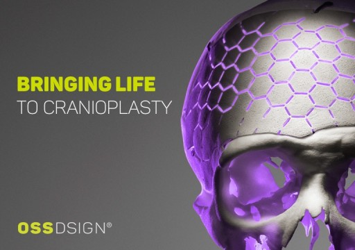 BRINGING LIFE TO CRANIOPLASTY