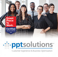 PPT Solutions Named as a Great Place to Work