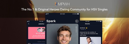 Herpes Dating Site/App MPWH Sees an Over 150 Percent Increase in Traffic in Recent Two Months, Helping Make Its Members More Confident in Real Life