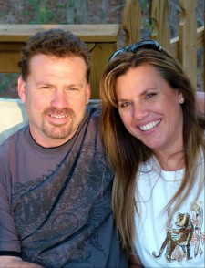 Jeff and Bethany Meadows