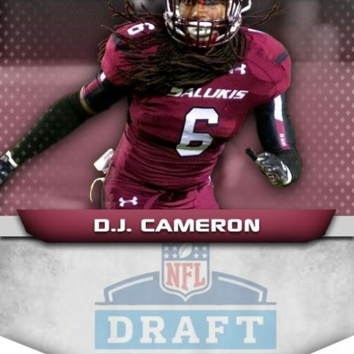 DJ Cameron, 6-1, 205, Free Safety Wows at Southern Illinois Pro Day With 35 Inch Vertical Jump and 10-5 Broad Jump, Heres From Multiple Teams per Inspired Athletes