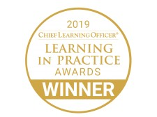 Learning in Practice Award Badge