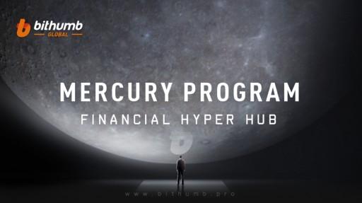 Bithumb Global Rolls Out Partnership Program 'Mercury Program'