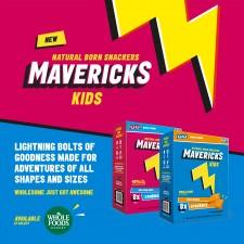 NEW Mavericks Kids Snacks