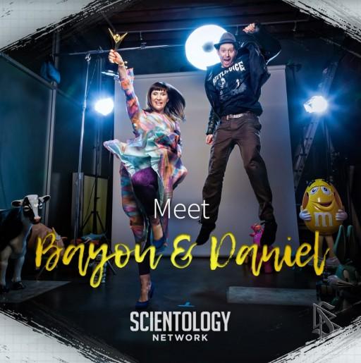 MEET A SCIENTOLOGIST Focuses on 'Dream Team Directors' Bayou Bennett & Daniel Lir