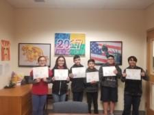 Somerton students succeeding with NEF's STEM Academy!