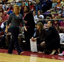 Coach Sue Semrau Barefoot Coaching