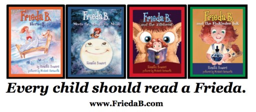 Frieda B. Book Series Encourages Children to Embrace Their Own Stories and Value the Stories of Others
