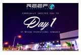 Reef Dispensaries Day 1 Invite