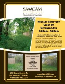 Hockley Cemetery Clean Up Volunteers