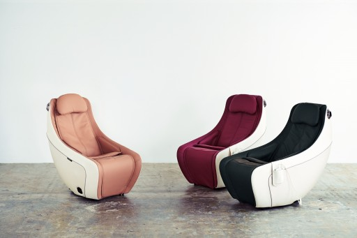 Synca Wellness Receives 4 New Design Awards From +X Design for Their Award Winning CirC Massage Chair