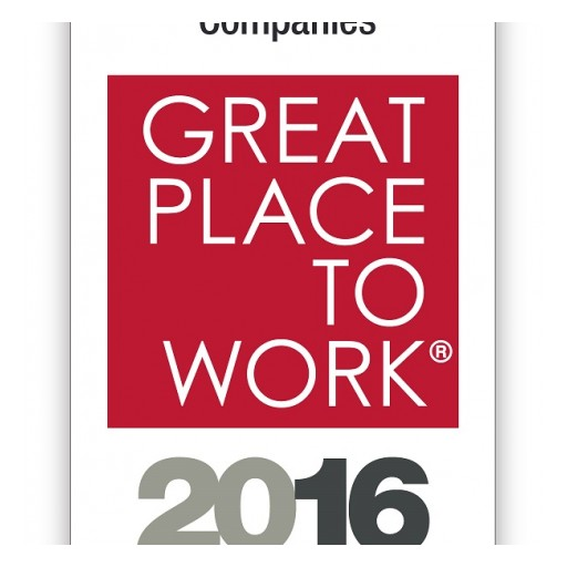 VMS BioMarketing Named to Fortune's List of 100 Best Medium-Sized Workplaces in America