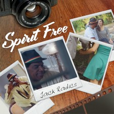 "Jack Radics' New Single ""Spirit Free"""