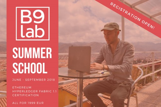B9lab Launches Online Summer School for Aspiring Blockchain Developers