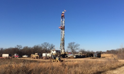 Wright Drilling & Exploration Drills Their Eighth Successful Oil Well Project in Oklahoma