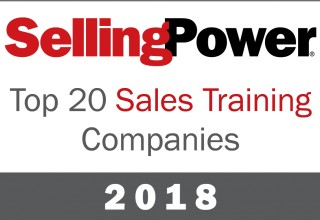 Selling Power Top 20 Sales Training Companies