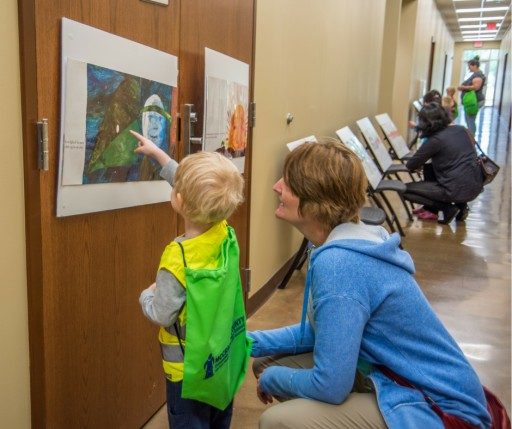 McCracken County Cooperative Extension Hosts First StoryWalk for Kids