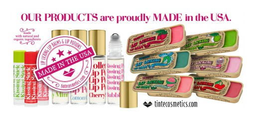 The 80s Called, They Want Simpler Times, Sweet Memories and Their Flavored Slider Tin Lip Balms and Roll-on Glosses Back