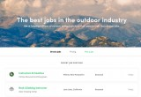 The best jobs in the outdoor industry.