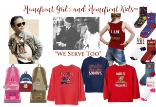 Homefront Girl & the Homefront Girl® Kids Collection