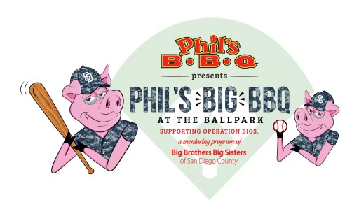 Phil's Big BBQ at the Ballpark Raises More Than $112K for Operation Bigs