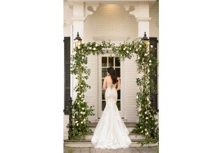 The Latest Wedding Dresses from Martina Liana Are Now Available