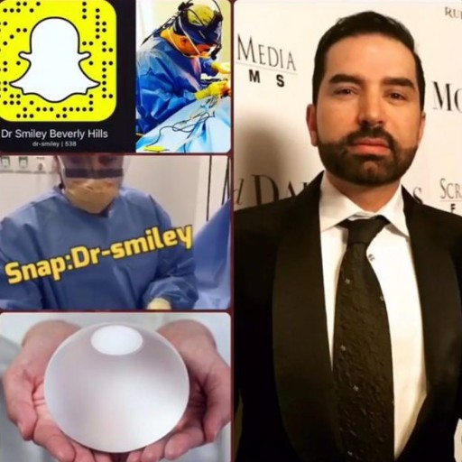 Renowned Beverly Hills Plastic Surgeon Uses Snapchat to Educate Prospective Patients