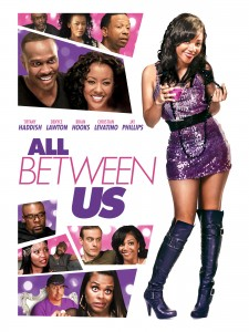 All Between Us Poster