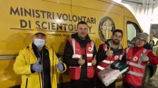 Scientology Volunteer Ministers Croatia Earthquake response