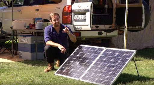 Adventure Kings Solar Power Systems, Moving Campsites Into the Future!