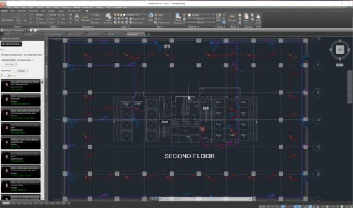 Cadgen Software Develops FireCAD Using AutoCAD OEM