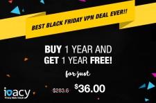 Ivacy Black Friday VPN Deal