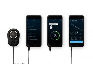 NuvoAir App Screenshots