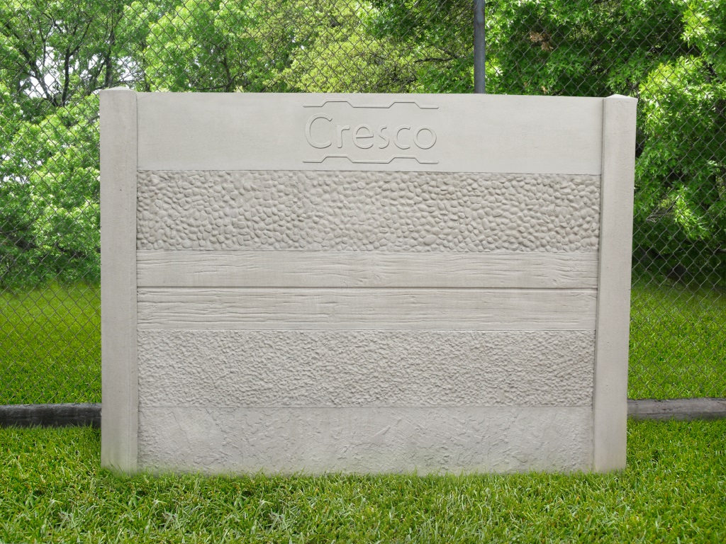 Mass Customization Comes to Precast Concrete Fences | Newswire