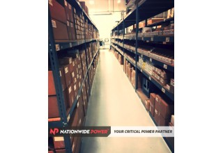 Nationwide Power Parts Inventory