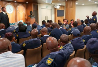 Drug education specialist workshop at the Church of Scientology